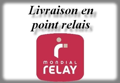 Livraison en point relais Mondial Relay